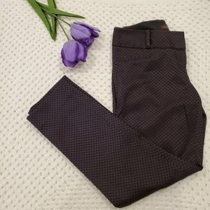 The Limited Black Pixie Pants